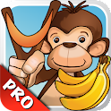 Go Bananas Pro - Monkey Game