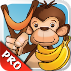 Go Bananas Pro - Monkey Game icon