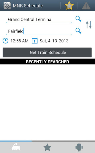 Metro North Schedule