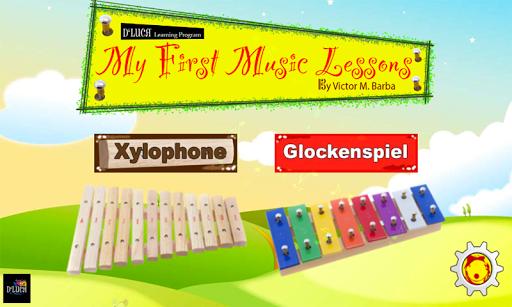 D'Luca Xylophone Glockenspiel