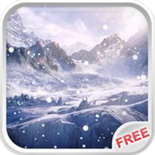 Snowfall Free Live Wallpaper LOGO-APP點子