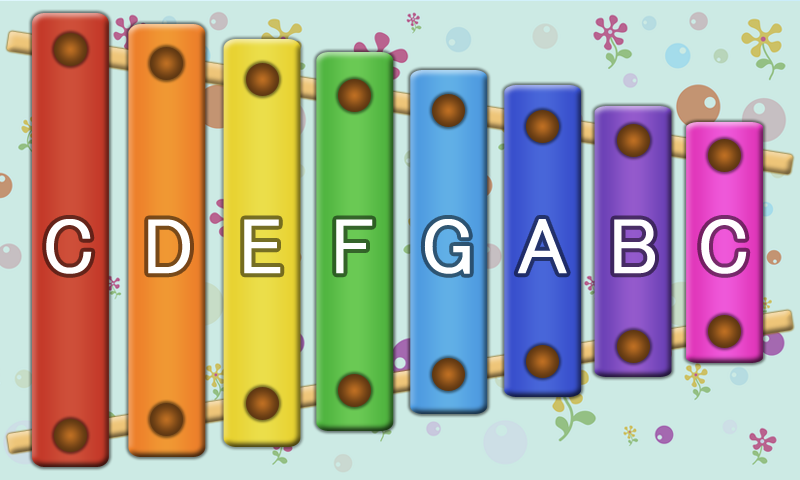 Xylophone xylophone chords for kids : Kids Xylophone - Android Apps on Google Play