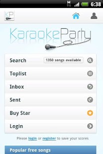 Karaokeparty.com - screenshot thumbnail