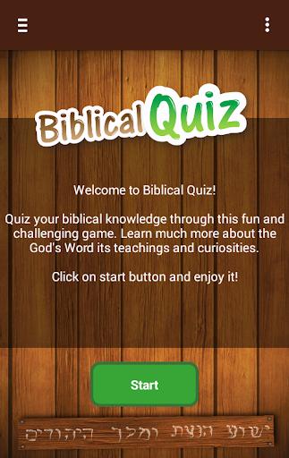 Biblical Quiz Total