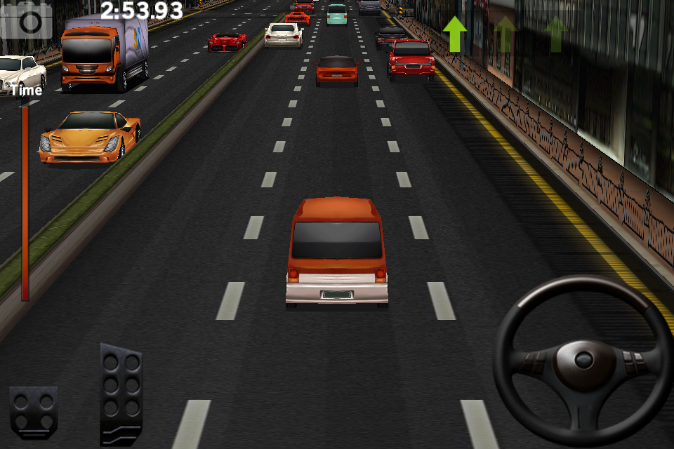Highway Car Games