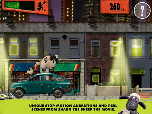 Shaun the Sheep - Shear Speed  screenshots 8