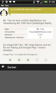 Mr. Tan - TAN-Sms Manager- screenshot thumbnail