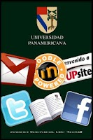 Screenshot of UP Servicios Web