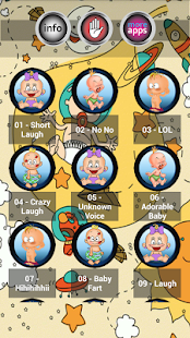 Download Funny Baby Sounds & Ringtones APK on PC | Download Android APK GAMES & APPS on PC