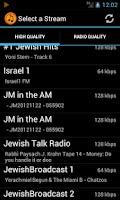 Screenshot of JStream - Jewish Music
