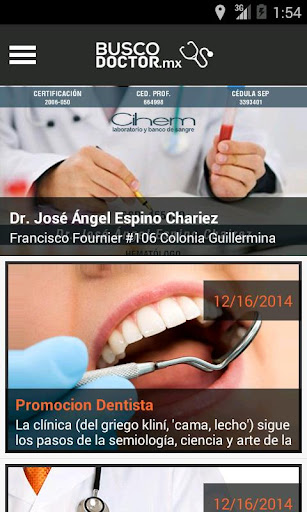 Busco Doctor