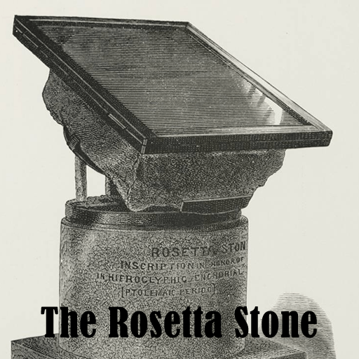 The Rosetta Stone (ebook) 書籍 App LOGO-APP開箱王