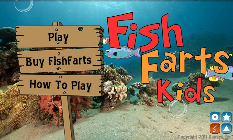 FishFarts Kids - screenshot