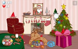 Screenshot of Play with Santa Claus