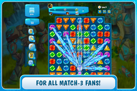 Atlantis Adventure: match - 3- screenshot thumbnail