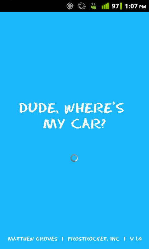 Dude, Where's My Car?- screenshot