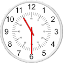 Analog Clock - Classic Theme icon