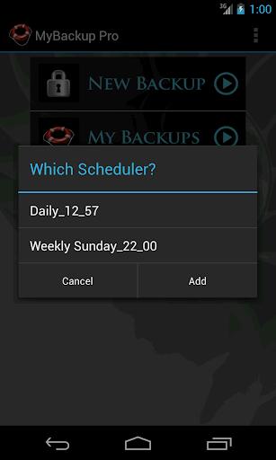 Download My Backup Pro MOD APK 7