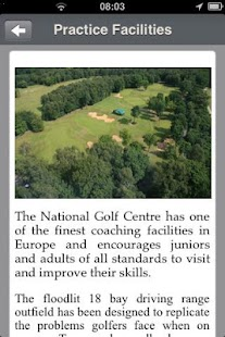 Woodhall Spa Golf Club - screenshot thumbnail