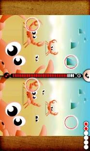 Jeu des différences : animaux– Vignette de la capture d'écran