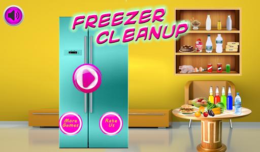 冷凍洗滌和清潔