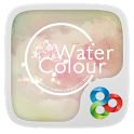 Watercolour GO Launcher Theme icon