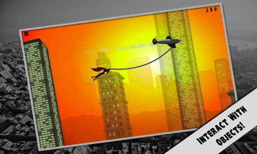 Rope'n'Fly 3 - Dusk Till Dawn- screenshot thumbnail