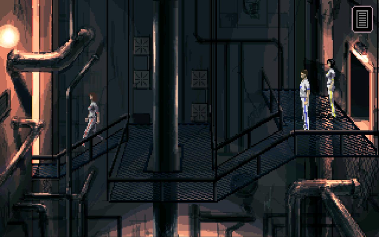 Gemini Rue screenshot #24