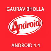 KitKat (Android 4.4) Theme