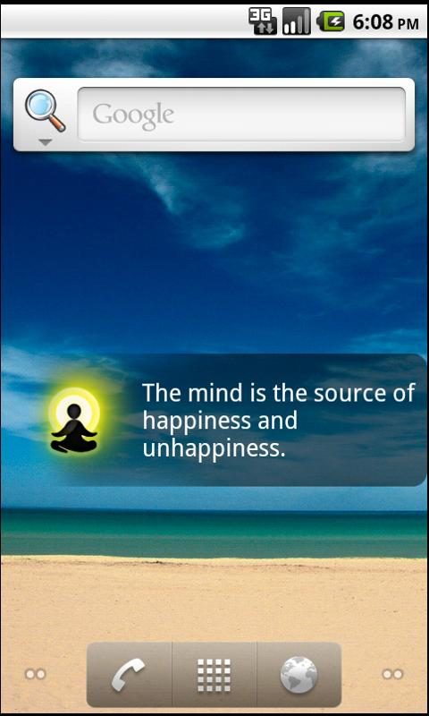 Dharma Meditation Trainer - screenshot