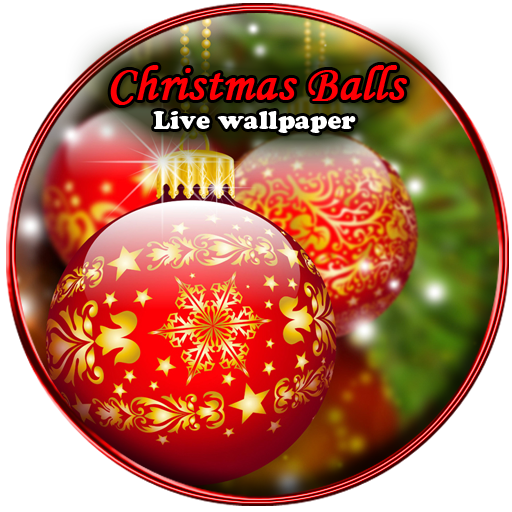 Christmas balls LWP LOGO-APP點子