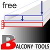 Outils gratuits Balcon