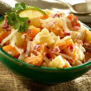 Jerk Potato Salad.