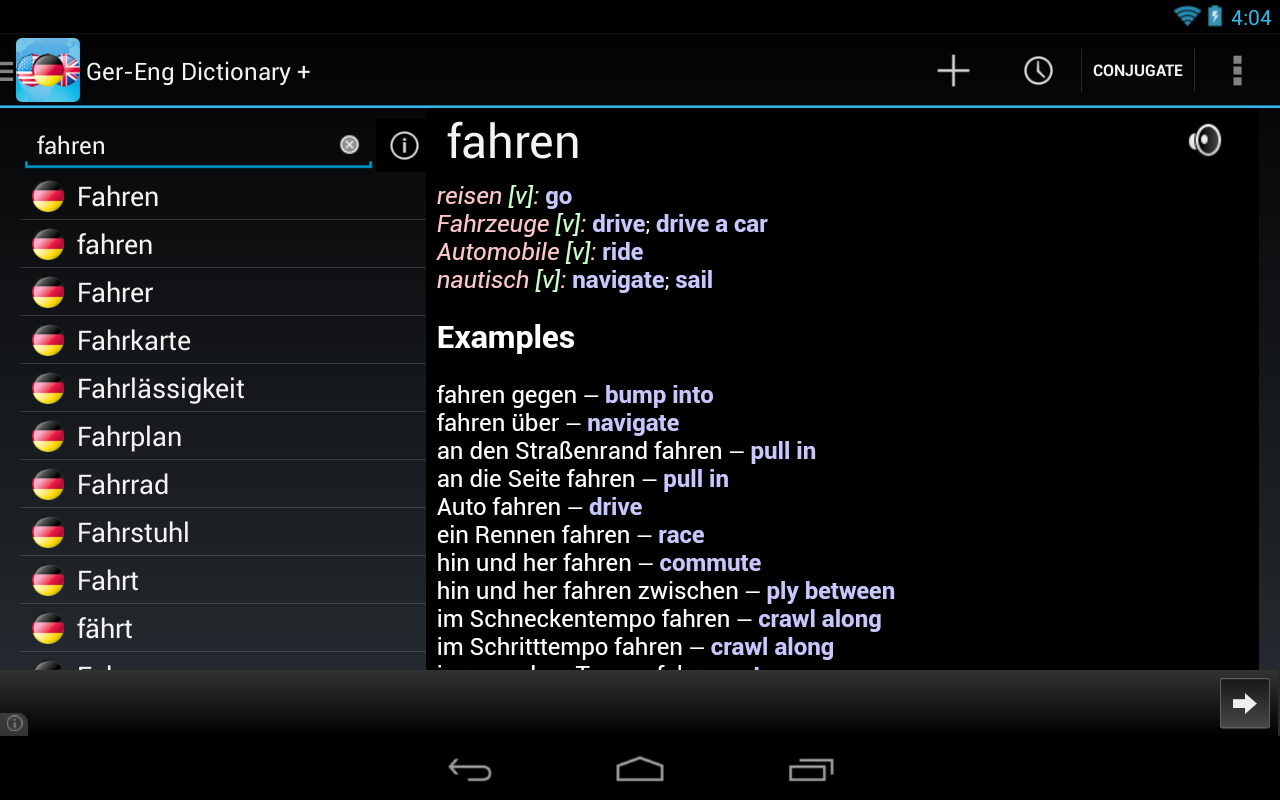 Editing the Autocorrect Dictionary on Android Tablets