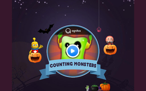 Counting Monsters 1234 FREE