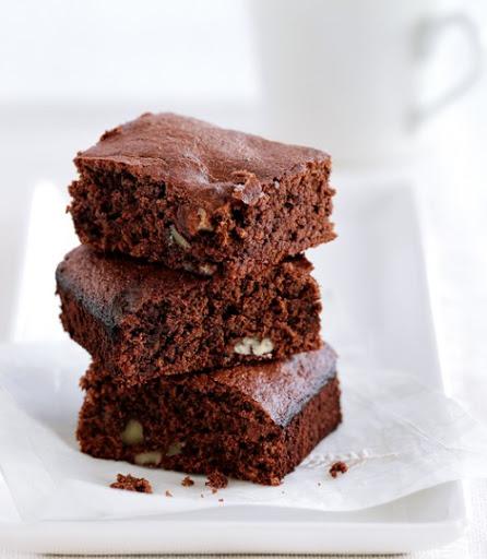 Gluten-free Nutty Chocolate Traybake