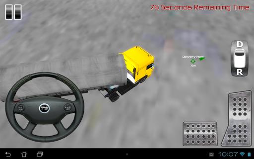 【免費模擬App】卡車停車3D-APP點子