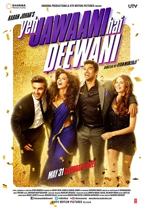 Yeh jawaani hai deewani (2013): mp3 songs ~ mymp3song. Com.