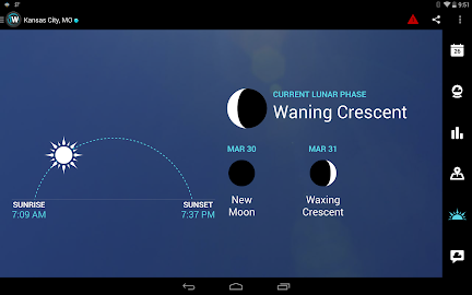 1Weather:Widget Forecast Radar Screenshot 20