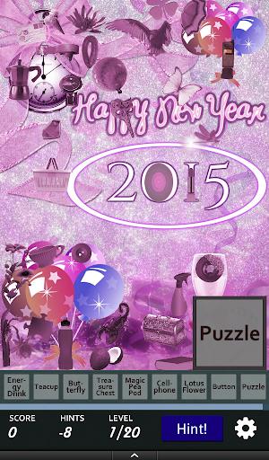 Hidden Object - Party 2015 1.0.6 screenshots 1
