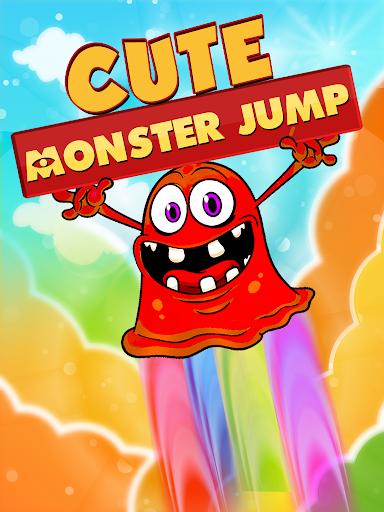 【免費街機App】可爱怪物跳转-APP點子
