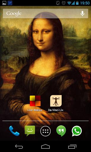 Da Vinci Live Wallpaper