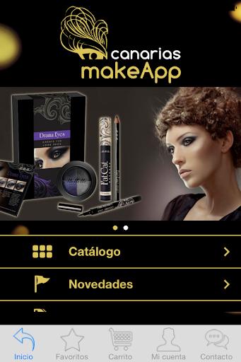 【免費購物App】Canarias Makeup-APP點子
