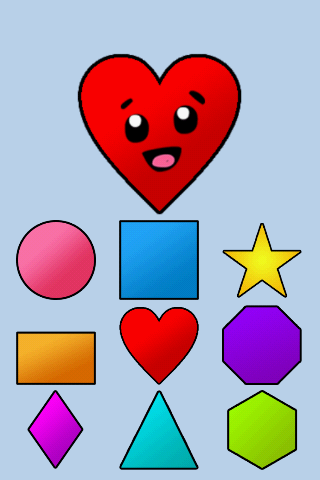 shapes kids help your child learn the names of different shapes    Shapes Names For Kids