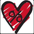 Amor %: Calculadora Afinidade icon