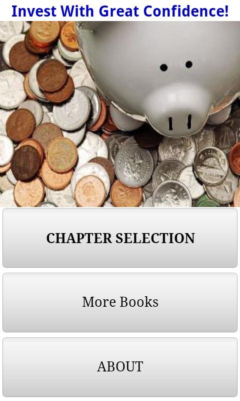 Audiobook - Investing- screenshot