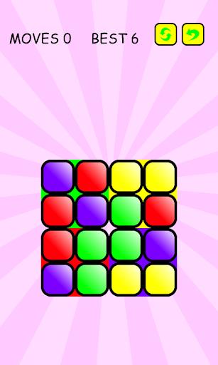 Cube 2D