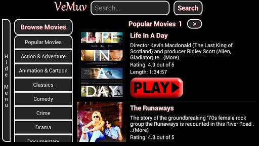 VeMuv Movies Shows