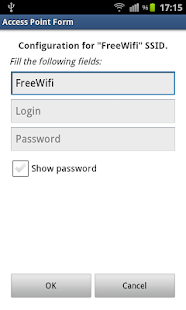 WiFi AutoConnect- screenshot thumbnail