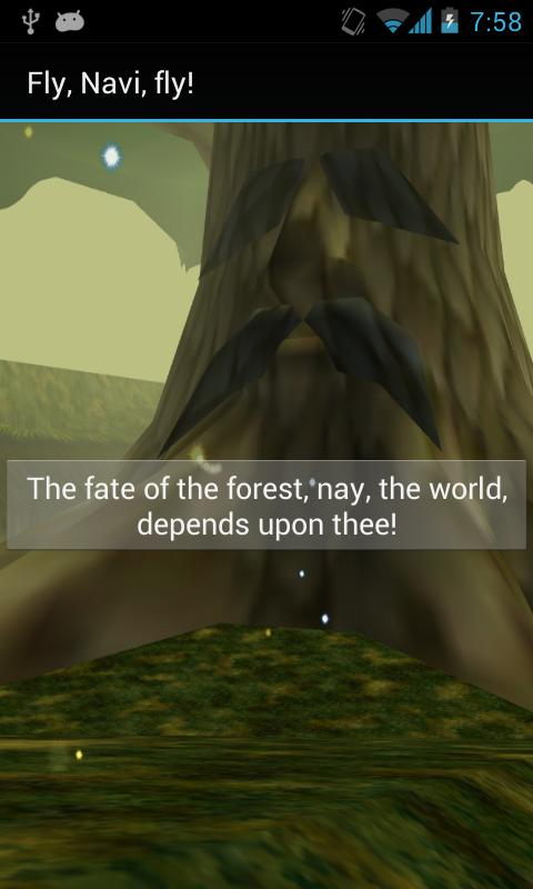 Navi - screenshot